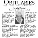 Lewis Boulet
